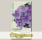 Платикодон крупноцветковый Звезда Голубая F1, 5 шт. Sakata