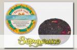 Чай черный с корнем женьшеня и лепестками розы Взбодрись (плитка), 50 г
