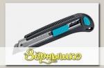 Нож обойный (3 сегментированных лезвия), 18 мм (1392)