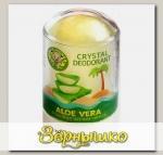 Дезодорант кристаллический с экстрактом Алоэ Вера, 60 г