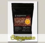 Кофе натуральный жареный в зернах Апельсин ароматизированный, 250 г