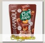 Гранола Медовая Шоколад с орехами (запеченные мюсли), 280 г