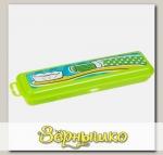 Контейнер для зубной щетки и пасты Микс (цвета в ассортименте)