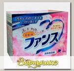 Стиральный порошок со смягчителем и отбеливателем Цветочный аромат, 0,9 кг