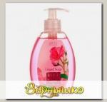 Жидкое мыло с Розовой водой Rose of Bulgaria, 300 мл