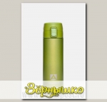 Термос бытовой вакуумный Зеленый (для напитков), 500 мл
