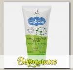 Крем для защиты от ветра и непогоды Bebble Wind&weather cream 0+, 50 мл