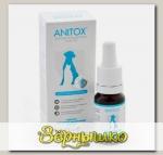 Капли для животных Противогельминтные ANITOX, 10 мл