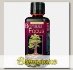 Удобрение для бонсай Bonsai Focus, 100 мл