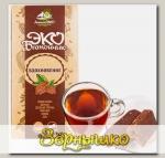 Эко-батончик Вдохновение (какао, ваниль, финики, изюм, лен, гречка), 75 г