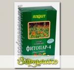 Банный сбор Фитопар-4 При ОРВИ, 500 г (20 фильтр-пакетов по 25 г)