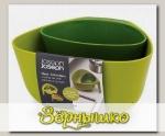 Дуршлаги Joseph Joseph Nest™ Colander Set Зелёный (Green)