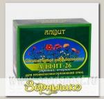 Чайный напиток Алфит-26 Для профилактики осложнений ОРВИ, 60 брикетов х 2 г