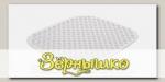 Коврик для раковины CLEAN KIT 32х28 см, Белый