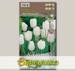 Тюльпан Триумф WHITE DREAM, 8 шт.