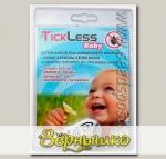 Ультразвуковой отпугиватель клещей TickLess Baby (Детский)