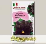 Виола Виттрока Фламенко Черная F1, 10 шт. Farao Итальянские сорта и гибриды