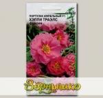 Портулак ампельный Хэппи Траэлс Фуксия F1, 7 драже (1 драже 5-7 растений) Selekt