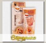 Овечье масло OvisOlio Гель-бальзам для ног от трещин с Женьшенем, 70 г