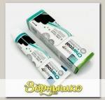 Зубная паста с Серебром и Бамбуковым углем Nano Charcoal Dental, 180 г
