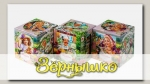 Крышки винтовые (Твист-офф) Русские Просторы III-82 (сувенирная коробочка), 10 шт.