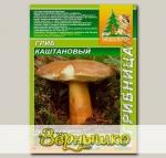 Грибница субстрат микоризный Каштановый гриб, 1 л