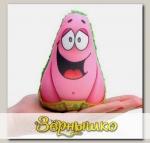 Игрушка-мочалка растущая в воде Капитошка Розовый
