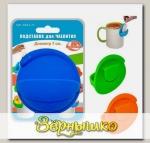 Подставка силиконовая для чаепития (цвета в ассортименте)
