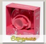 Набор силиконовой посуды для детей AMILA KIDS Розовый