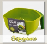 Дуршлаг Joseph Joseph Square Colander Plus Small Зелёный