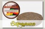 Чай черный с манго и персиком Восточная сладость (плитка), 50 г