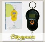 Безмен-весы электронные карманные Smile (10г/40кг)