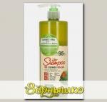 Шампунь для волос с 95% содержанием Алоэ Вера, комплексом витаминов и микроэлементов, 500 мл