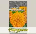 Бархатцы Тайшан Оранжевые F1, 5 шт. PanAmerican Seeds Профессиональные семена