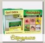 Средство от клещей и вредных насекомых Для обработки участка Иксодер Opti DOZA, 100 мл