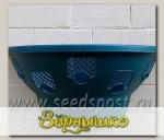 Кашпо пластиковое настенное Прекрасный цветочный шар 5 ячеек
