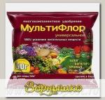 Удобрение МультиФлор универсальное, 50 г