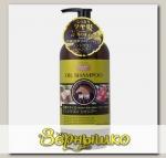Шампунь для сухих волос с 3 видами масел Deve Kumano, 480 мл