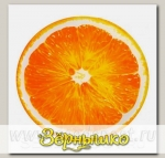 Блюдо сервировочное Walmer Colourful Orange, 25х25 см