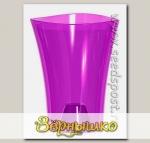 Кашпо Волна орхидейная Темно-фиолетовый, 1,3 л