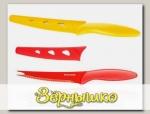 Нож для нарезки овощей с непристающим лезвием PRESTO TONE, 12 см