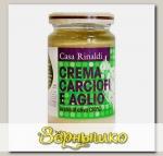 Крем-паста из Артишоков с чесноком в оливковом масле, 180 г