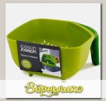 Дуршлаг Joseph Joseph Square Colander Plus Medium Зеленый