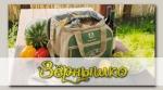 Сумка-холодильник с набором посуды Зеленая (4 чел.), 13,5 л