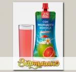 Сок Молодого Кокоса + Грейпфрут, 250 мл
