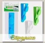 Крючок навесной для кухонного текстиля (цвета в ассортименте)
