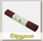 Коврик для полок и шкафов Универсальный VIRGO Бордовый, 30x150 см