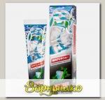 Зубная паста угольная (черная) Charcoal bamboo, 60 г