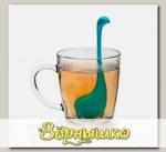 Ёмкость для заваривания чая Baby Nessie (голубая)