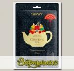 Маска для лица тканевая Ферментная Подтягивающая GINSENG TEA, 25 г
